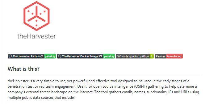 Harvester Tool | IEMLabs