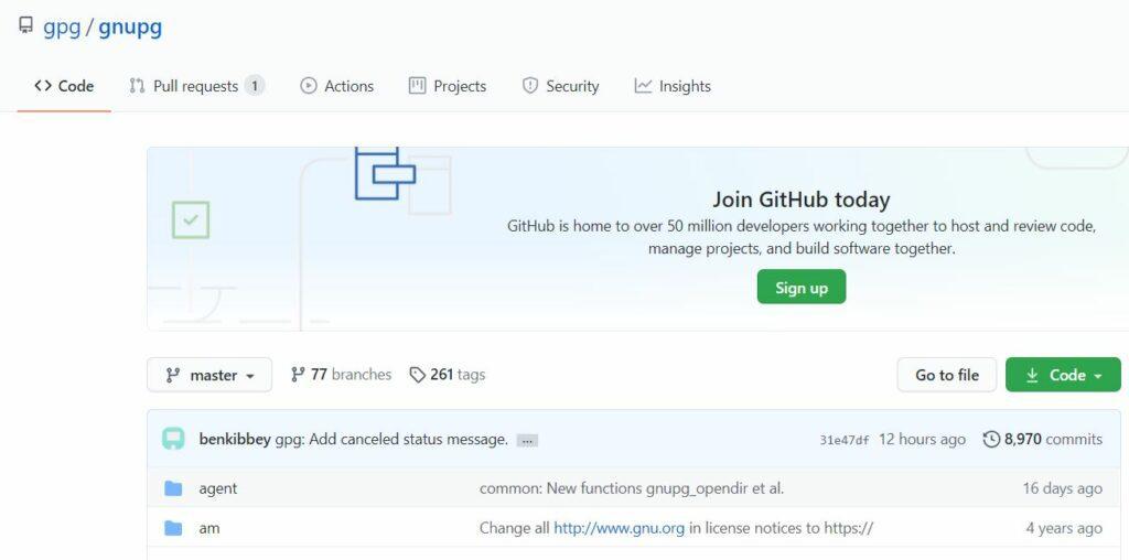 gnuPG Tool | IEMLabs