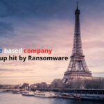 France-based Entertainment Company hit by Ransomware