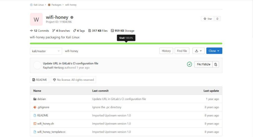wifi-honey Tool | IEMLabs