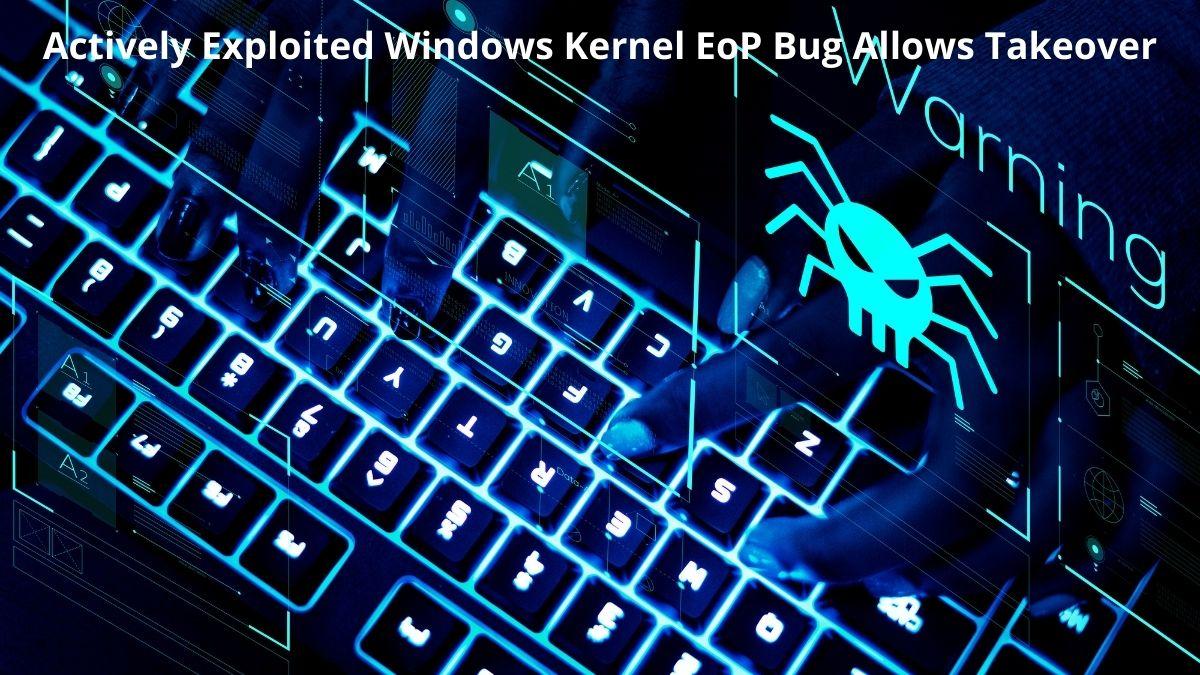 Windows Kernel EoP Blogs | IEMLabs