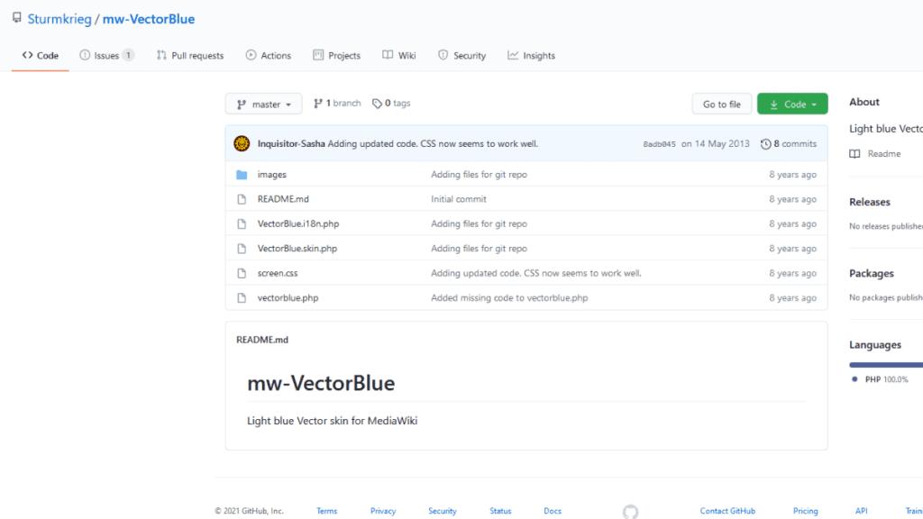 BlueVector
